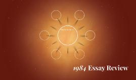 1984 Essay Review
