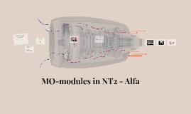 MO-modules in NT2 - Alfa