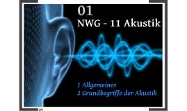 NWG | 11 Akustik | P 01