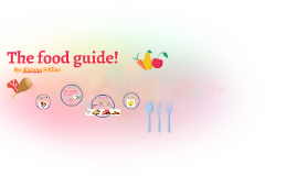 The food guide!