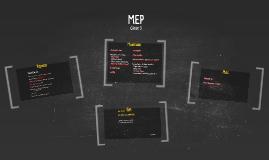 MEP Clase 3