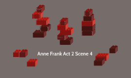 Anne Frank Act 2 Scene 4