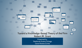 Toward a Knowledge-Based Theory of the Firm