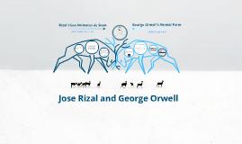 Jose Rizal George Orwell
