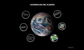 conservacion del planeta