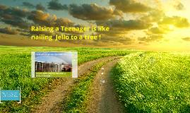 Raising a teenager    Grade 8