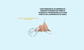 Copy of CARACTERIZACION DE LOS SENDEROS DEL MUNICIPIO DE DUITAMA CON