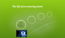 Atoms are everywhere