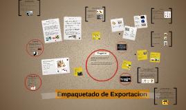 Empaquetado de Exportacion