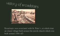 History of Broadstairs