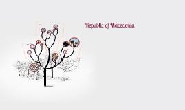 Copy of Republic of Macedonia