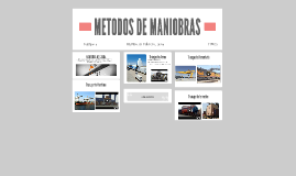 Copy of METODOS DE MANIOBRAS