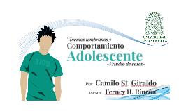 Vínculos tempranos y Comportamiento Adolescente
