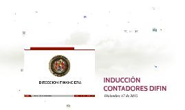Copy of INDUCCIÓN CONTADORES