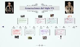 Copy of Generaciones