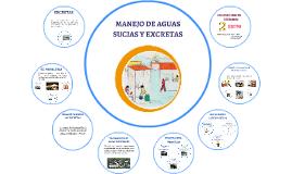 MANEJO DE AGUAS SUCIAS Y EXCRETAS
