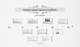 Docteur Joseph Ignance Guillotin