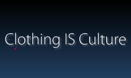 Culture of the World