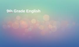9th Grade English