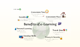Make It Happen: the benefits e-Learning