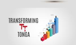 Transforming Tonga