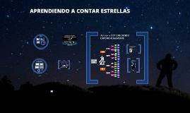 APRENDIENDO A CONTAR ESTRELLAS (3PARTE)