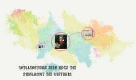 Wellingtons Sieg oder die schlacht bei vittoria