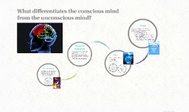 What separates the conscious mind from the subconscious mind