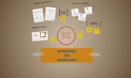 Proyectos de resolución (2014)