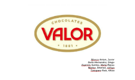 Copy of VALOR
