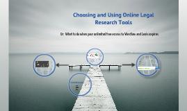 Fastcase, Google Scholar, and Loislaw