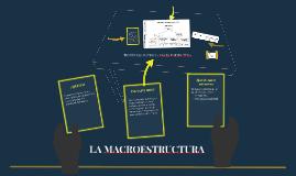 Copy of LA MACROESTRUCTURA