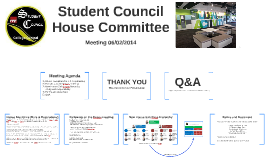 Student Council House Committee