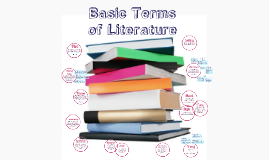 Basic Terms of Literature