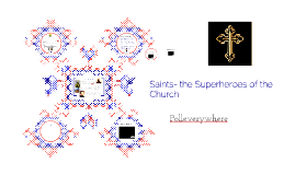 D-Saints - Superheroes of the Church