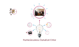 Homeslessness Donation Drive