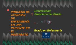 Copy of PROCESO DE ATENCIÓN DE ENFERMERÍA EN UNA PACIENTE EN EL POST