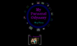 Copy of My Personal Odyssey