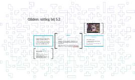 Gilden: uitleg bij 5.2