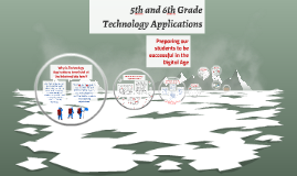 5th and 6th Grade Technology Applications