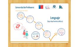 Jornada Inicial Lenguaje Básica [Comunidades]