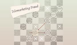 Telemarketing Fraud