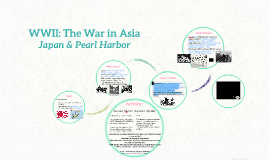 WWII: The War in Asia