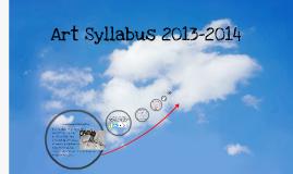 Course Syllabus 2012-2013