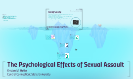 The Psychological Effects of Sexual Assault