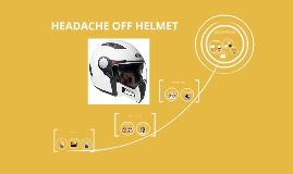 HEADACHE OFF HELMET