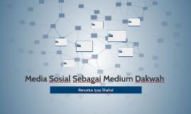 Media Sosial Sebagai Medium Dakwah