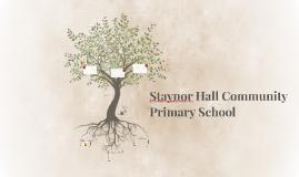 Staynor Hall Community Primary School