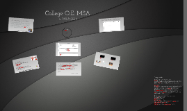 MSA CO4 Therapie integraal