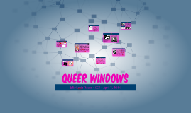Queer Windows (Critical and Cultural Theory)